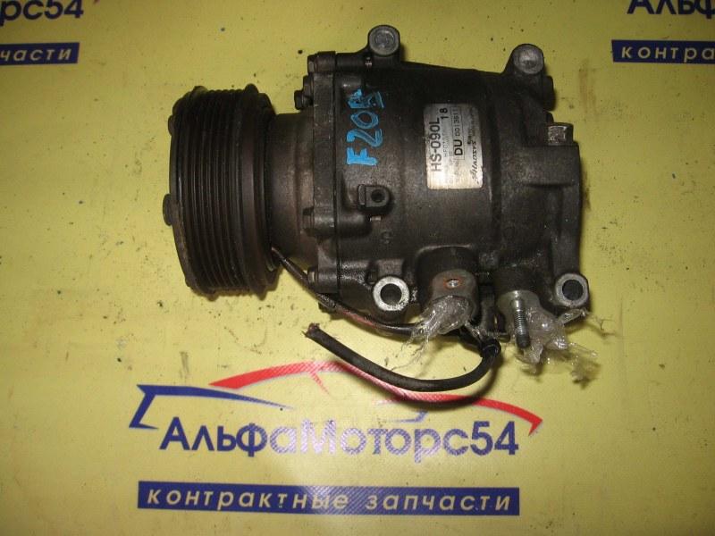 Компрессор кондиционера Honda Accord CF4 F20B