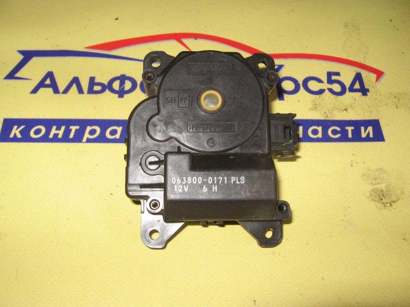 Сервопривод заслонок печки Toyota Camry ACV40 2AZ-FE 2006