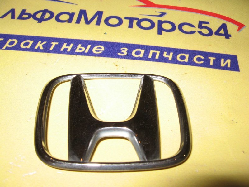 Эмблема Honda Accord CL7 K20A 2004 задняя