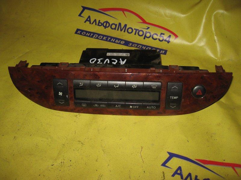 Климат-контроль Toyota Camry ACV30 2AZ-FE 2003