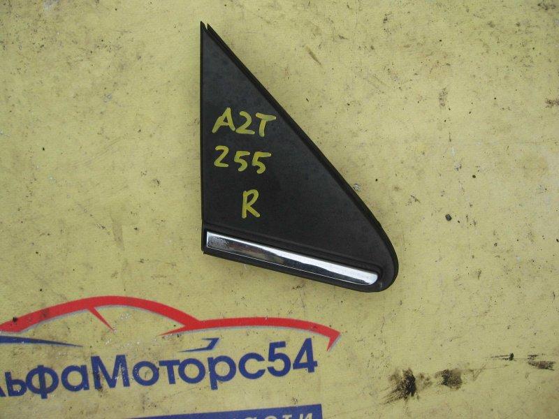 Уголок крыла Toyota Avensis AZT255W 1AZ-FSE 2004 передний правый