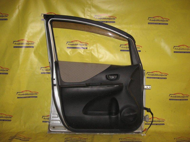 Проводка двери Toyota Ractis NCP100 1NZ-FE 2006 передняя левая