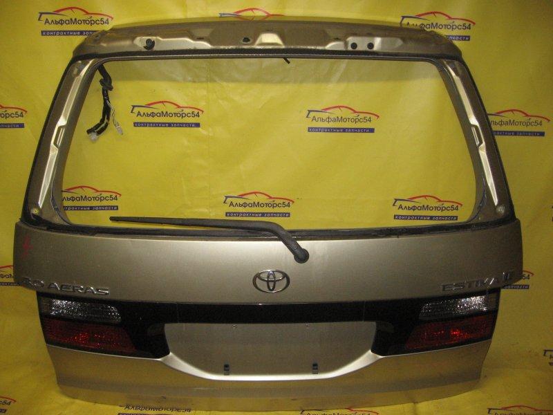 Эмблема Toyota Estima MCR30 1MZ-FE