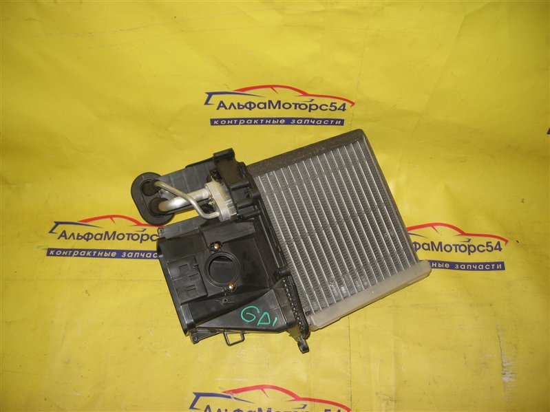 Испаритель кондиционера Honda Fit GD1 L13A