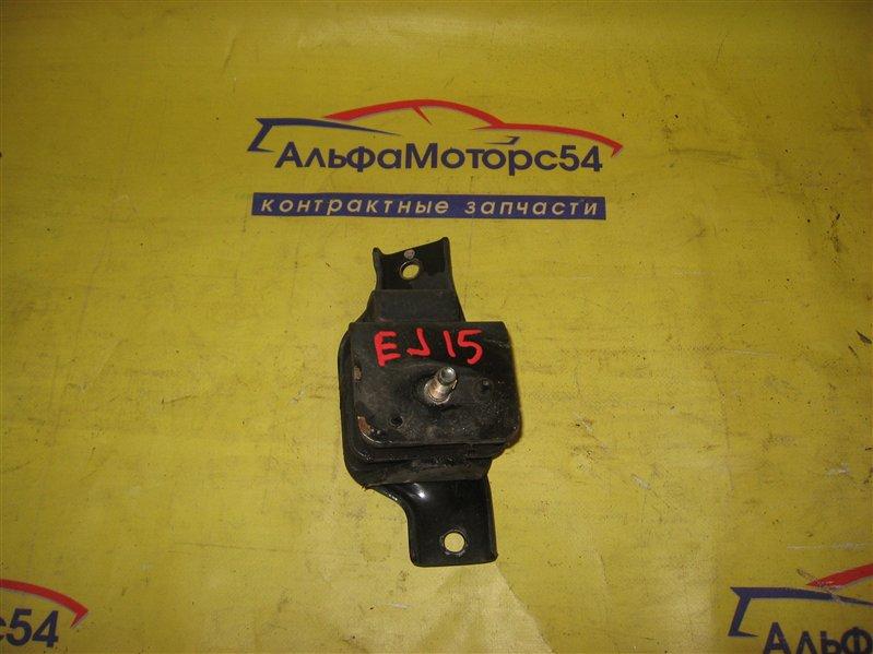 Подушка двигателя Subaru Impreza GG2 EJ15 2006 левая