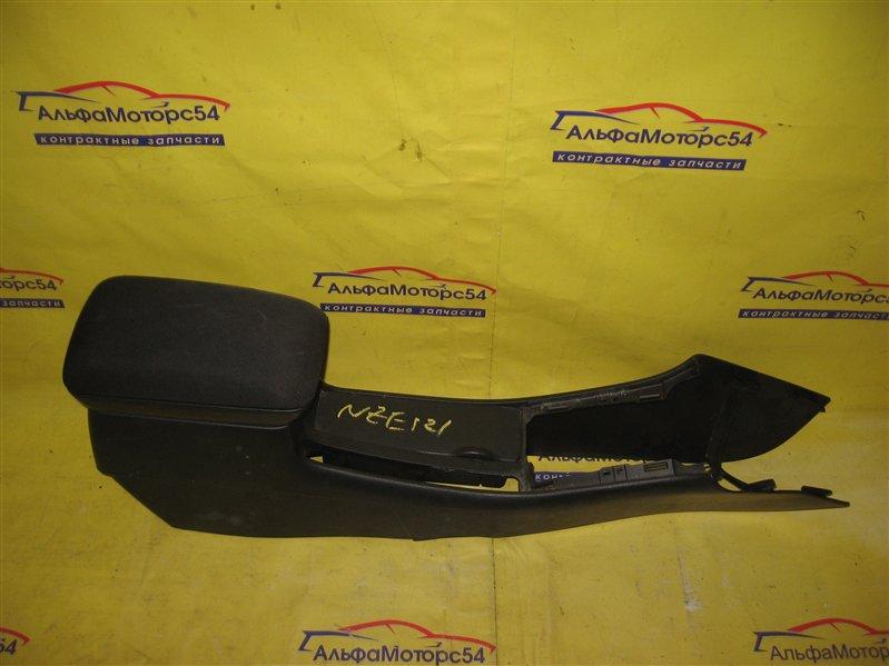 Консоль между сидений Toyota Corolla Fielder NZE121 1NZ-FE 2003