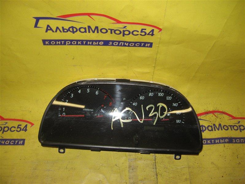 Панель приборов Toyota Camry ACV30 2AZ-FE 2003