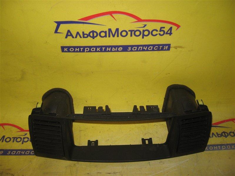 Панель под магнитофон Toyota Corolla Fielder NZE121 1NZ-FE 2002