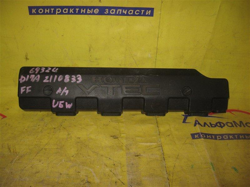 Крышка двс декоративная Honda Stream RN1 D17A