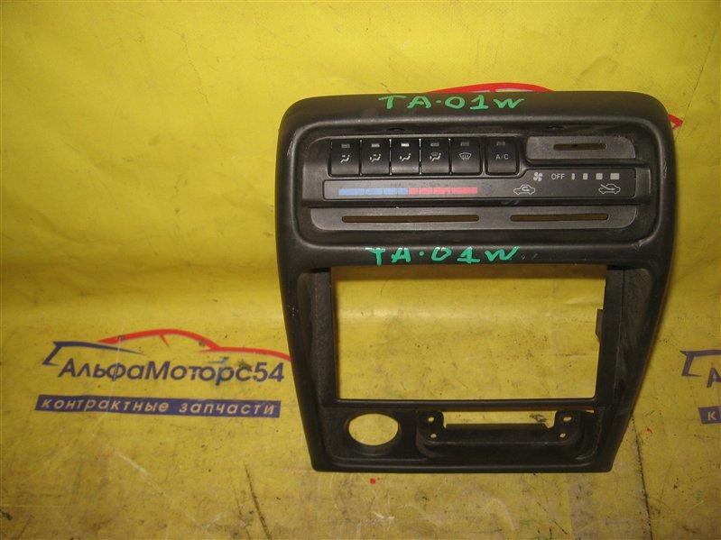 Климат-контроль Suzuki Escudo TA01W 1996