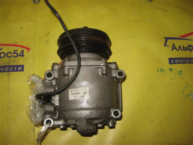 Компрессор кондиционера Honda Civic EK3 D15B 1999