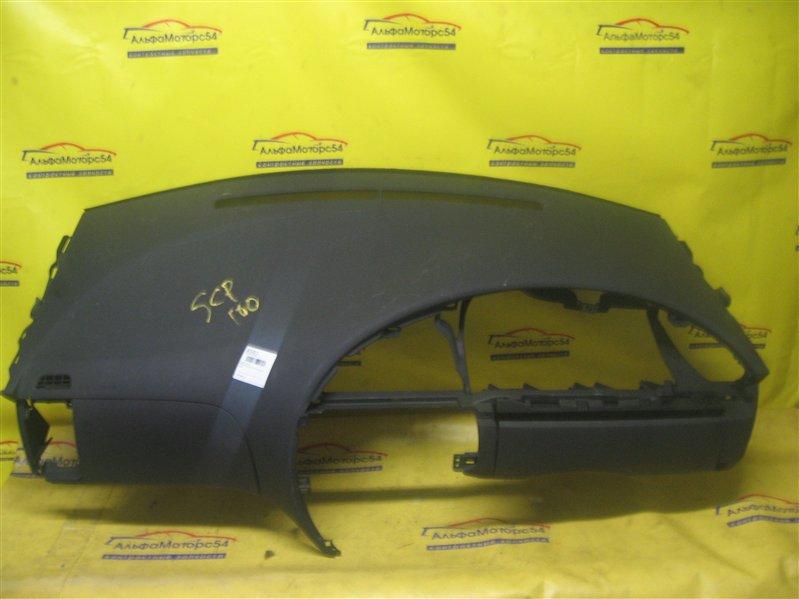 Торпедо Toyota Ractis SCP100 2SZ-FE 2006 верхнее