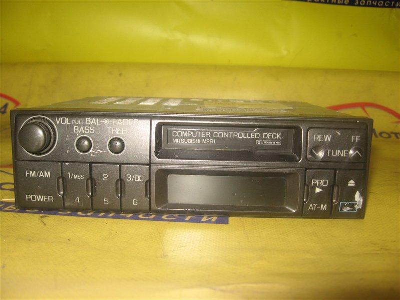 Магнитола Nissan Terrano WBYD21 TD27T 1990