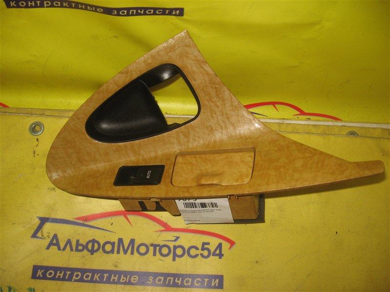 Кнопка стеклоподъемника Toyota Camry ACV40 2AZ-FE задняя правая