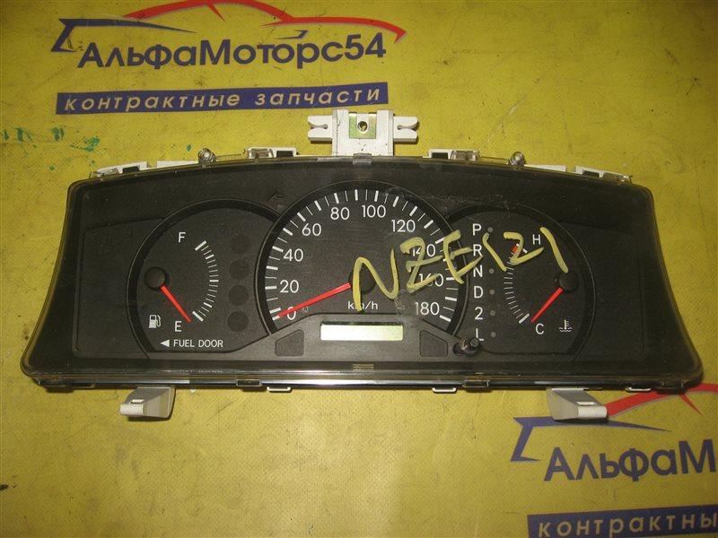 Панель приборов Toyota Corolla NZE121 1NZ-FE