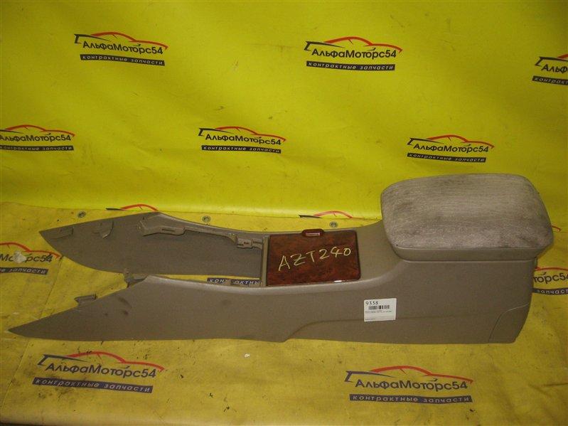 Консоль между сидений Toyota Premio AZT240 1AZ-FSE 2003