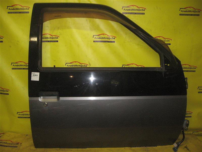 Дверь Nissan Terrano WBYD21 TD27T 1990 передняя правая
