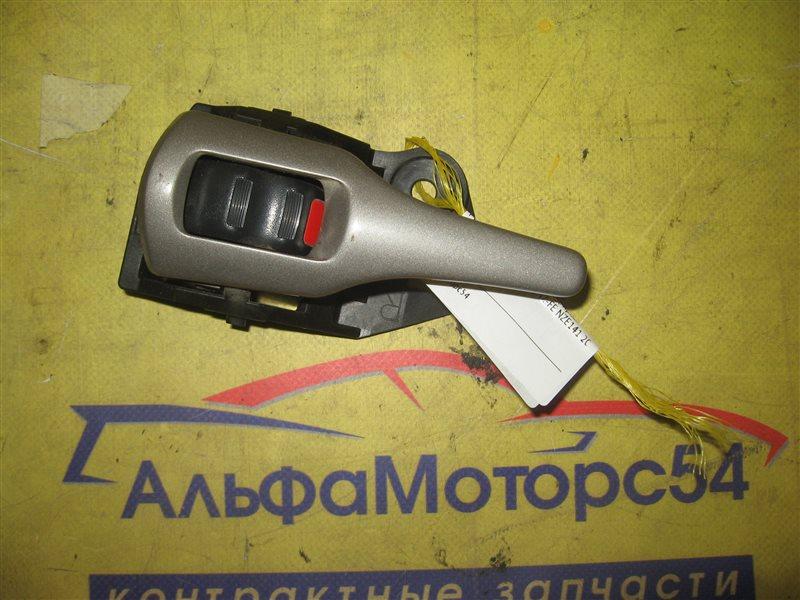 Ручка двери внутренняя Toyota Corolla Axio NZE141 1NZ-FE 2007 передняя правая