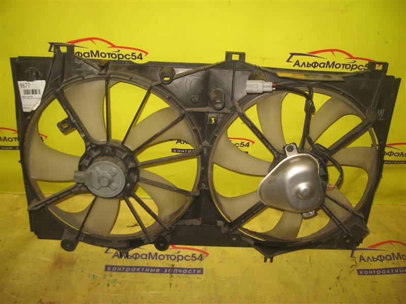 Диффузор радиатора Toyota Camry ACV40 2AZ-FE 2007