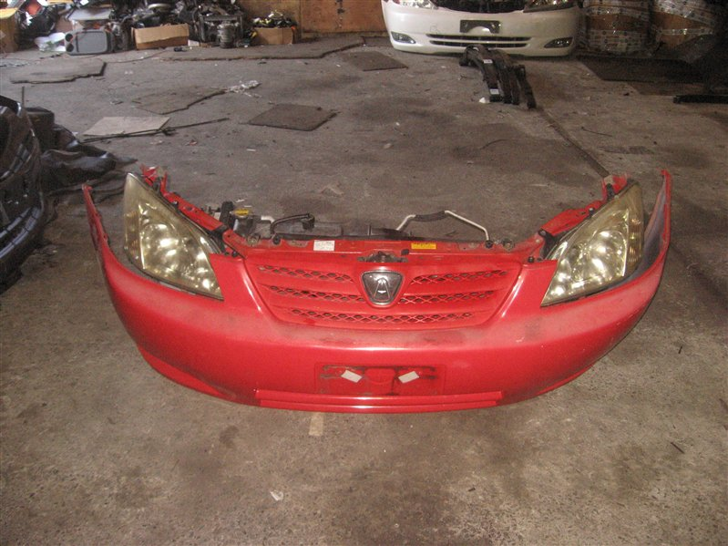 Nose-cut Toyota Allex NZE121 1NZ-FE 2003