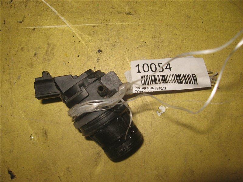 Мотор омывателя Toyota Camry ACV40 2AZ-FE 2007