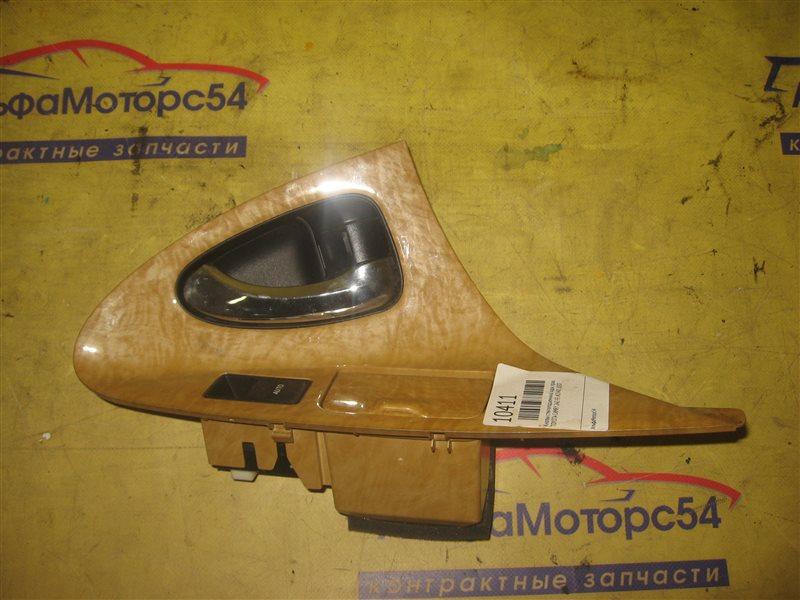 Кнопка стеклоподъемника Toyota Camry ACV40 2AZ-FE 2007 задняя правая