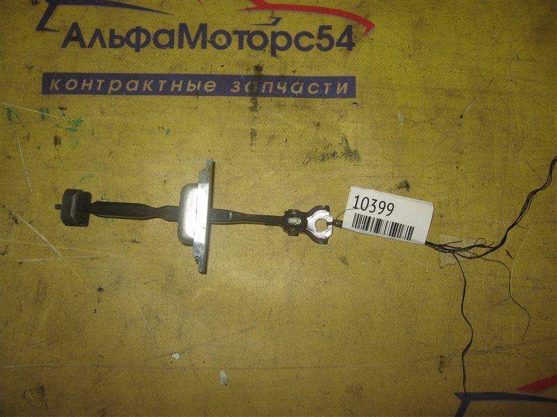 Ограничитель двери Toyota Camry ACV40 2AZ-FE 2007 задний левый