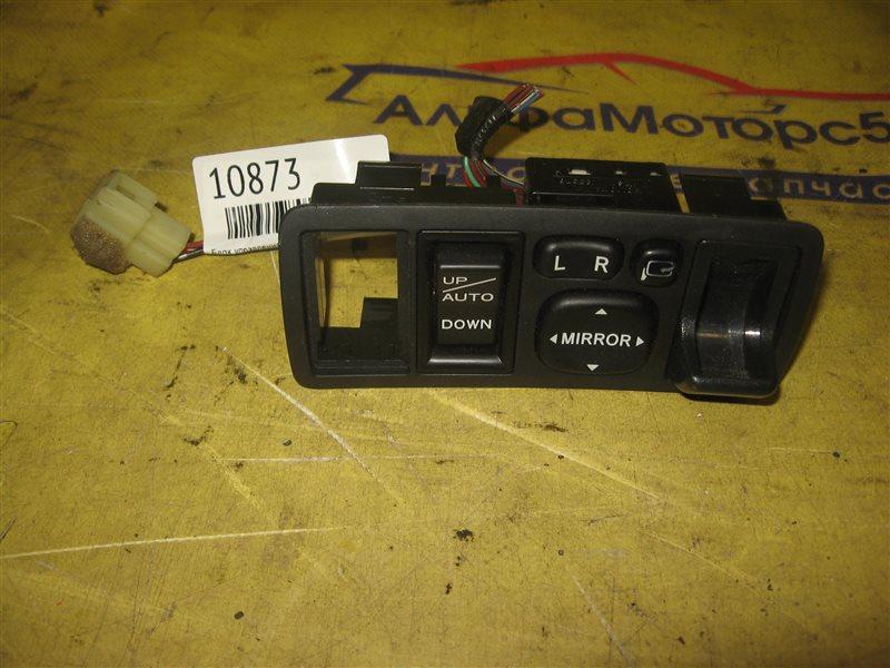 Блок управления зеркалами Toyota Allex NZE121 1NZ-FE 2002
