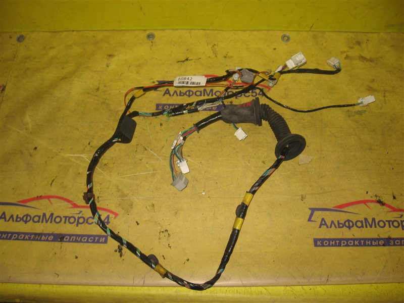 Проводка двери Toyota Camry ACV40 2AZ-FE 2007 передняя правая