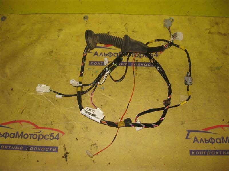 Проводка двери Toyota Camry ACV40 2AZ-FE 2007 передняя левая