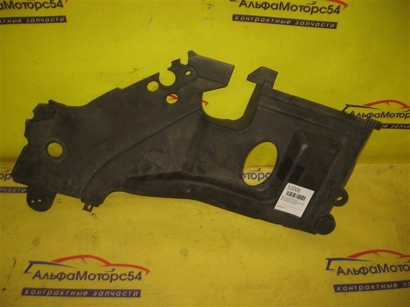 Защита замка капота Toyota Avensis AZT250 1AZ-FSE 2004 правая