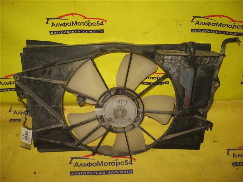 Диффузор радиатора Toyota Corolla Fielder NZE121 1NZ-FE 2002
