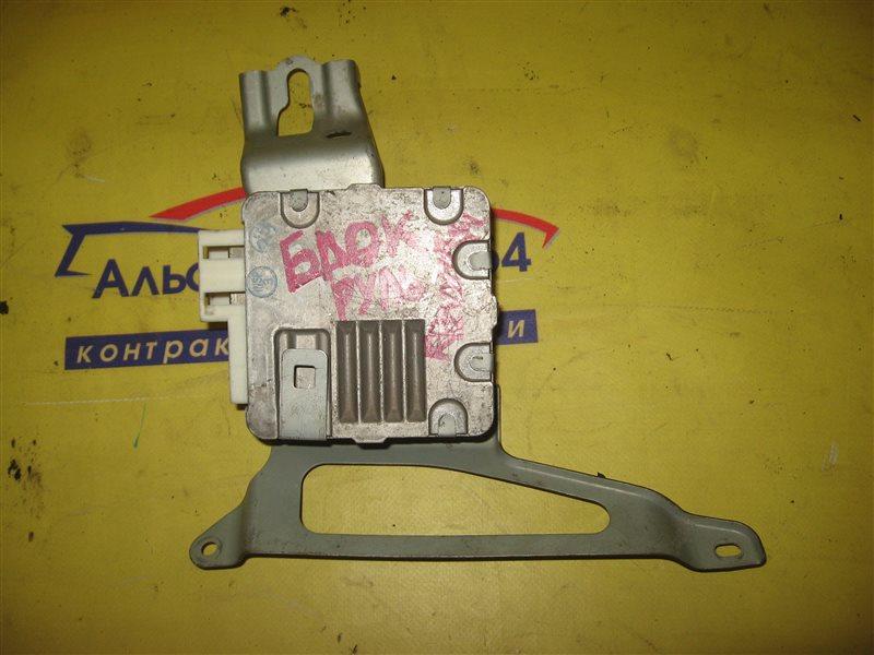 Блок управления рулевой рейкой Toyota Corolla NZE141 1NZ-FE 2008