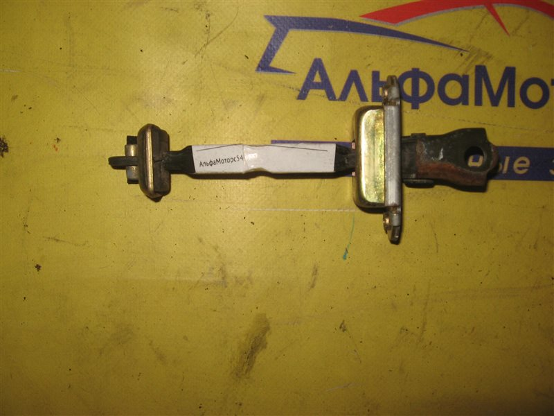 Ограничитель двери Nissan Bluebird U14 SR18 1999 передний левый