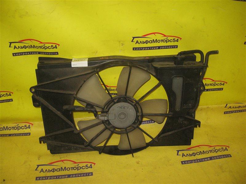 Диффузор радиатора Toyota Allex NZE121 1NZ-FE 2002
