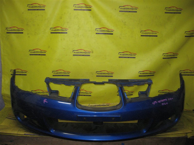 Бампер Subaru Impreza GG2 EJ15 2006 передний