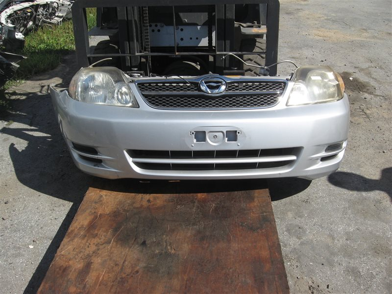 Nose-cut Toyota Corolla Fielder NZE121 1NZ-FE 2003