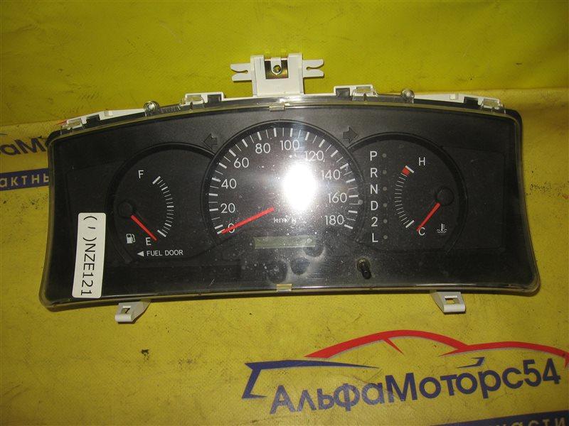 Панель приборов Toyota Corolla Fielder NZE121 1NZ-FE