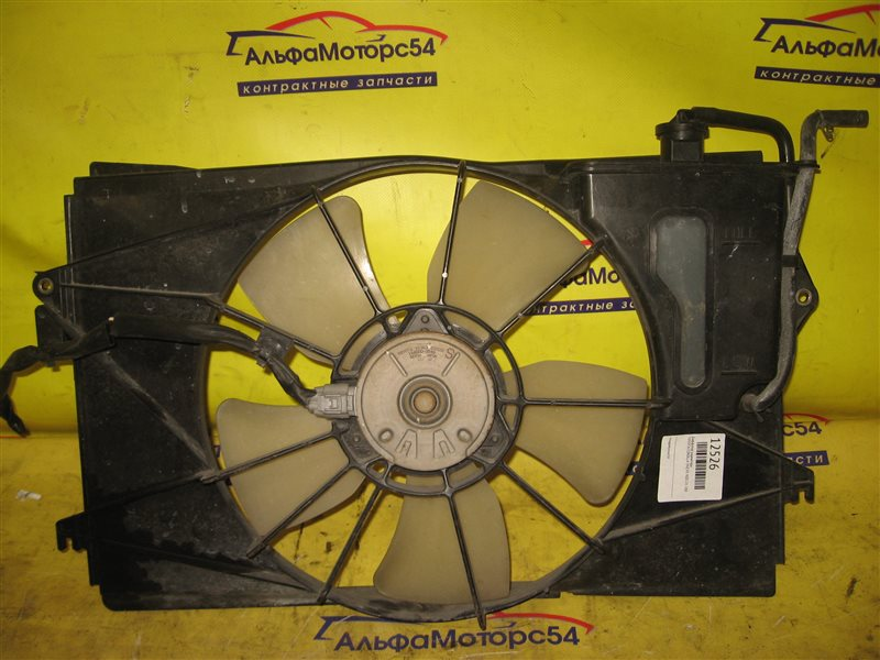 Диффузор радиатора Toyota Corolla NZE121 1NZ-FE 200