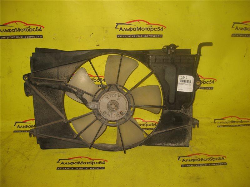 Диффузор радиатора Toyota Corolla NZE121 1NZ-FE 2000
