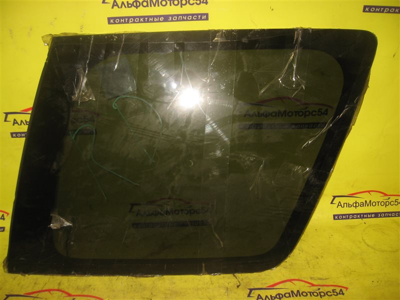 Стекло собачника Honda Cr-V RD1 B20B заднее правое