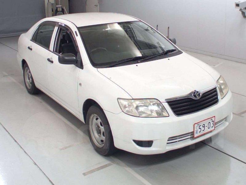 Молдинг на крышу Toyota Corolla NZE121 1NZ-FE правый