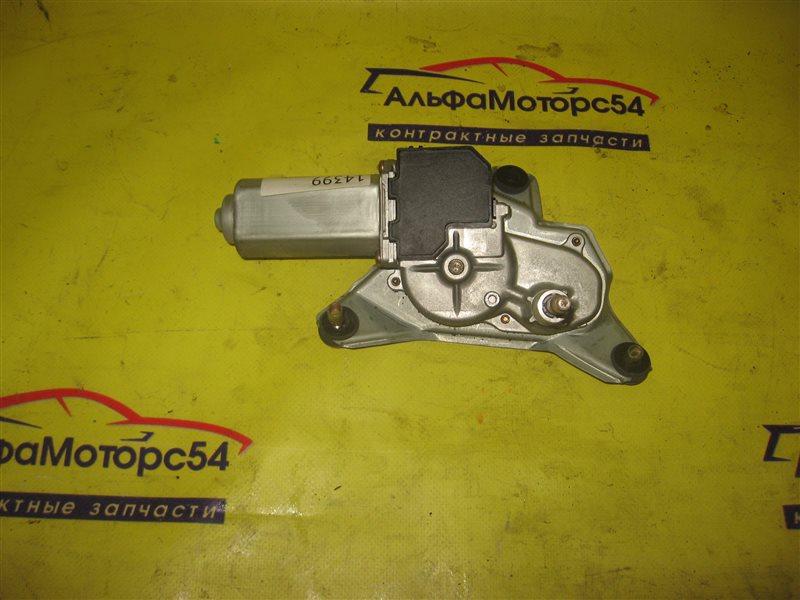 Мотор дворников Toyota Estima MCR30 1MZ-FE задний