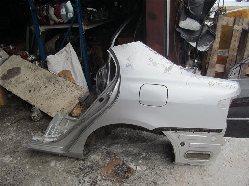 Крыло Toyota Corolla Axio NZE141 1NZ-FE 2006 заднее левое