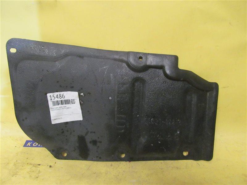 Защита двс Toyota Auris NZE151 1NZ-FE передняя правая