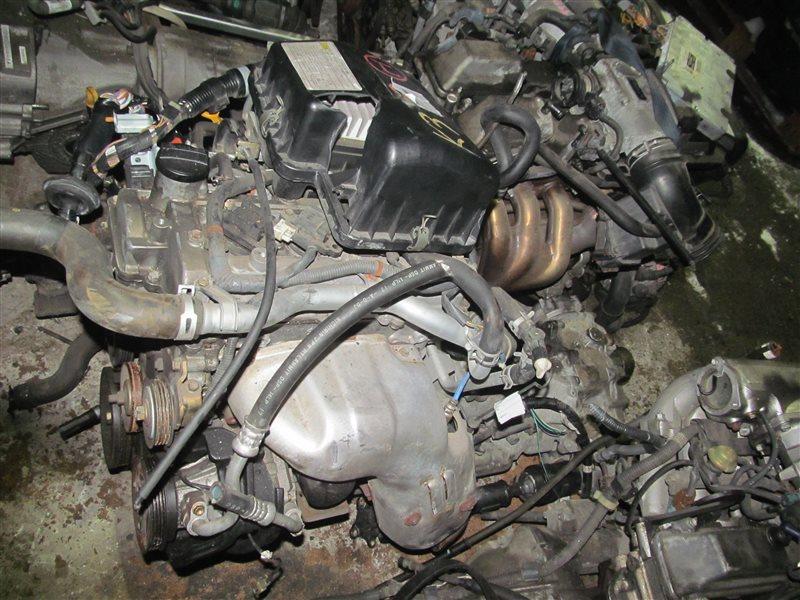 Двигатель Daihatsu Terios J102E K3-VE