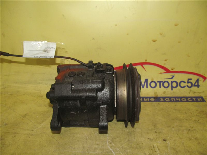 Компрессор кондиционера Suzuki Jimny JB23W K6A-TI