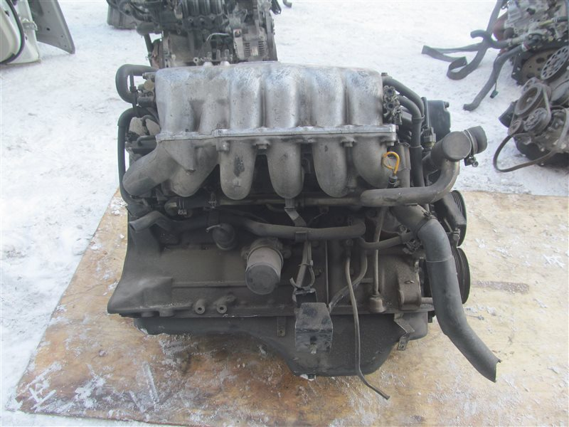 Двигатель Nissan Skyline HR32 RB20