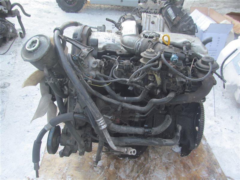 Двигатель Toyota Chaser LX100 2LT