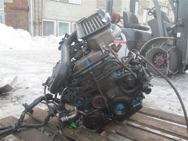 Двигатель Suzuki Jimny JB23W K6A-TI